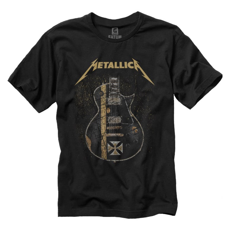 Metallica Iron Cross