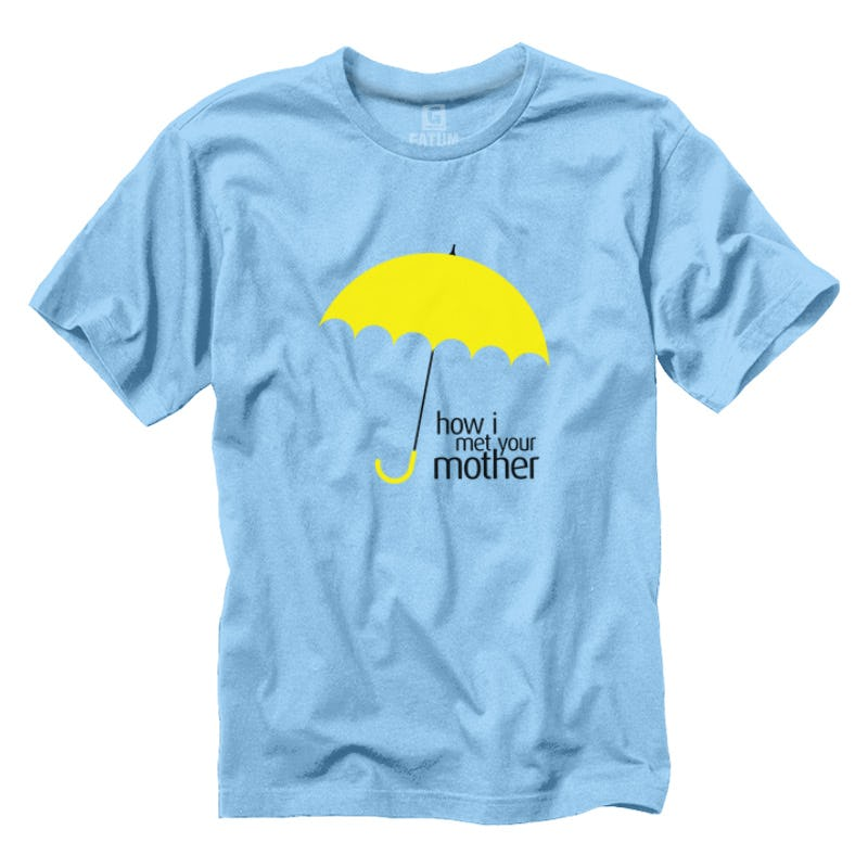CAMISETA HOW I MET YOUR MOTHER
