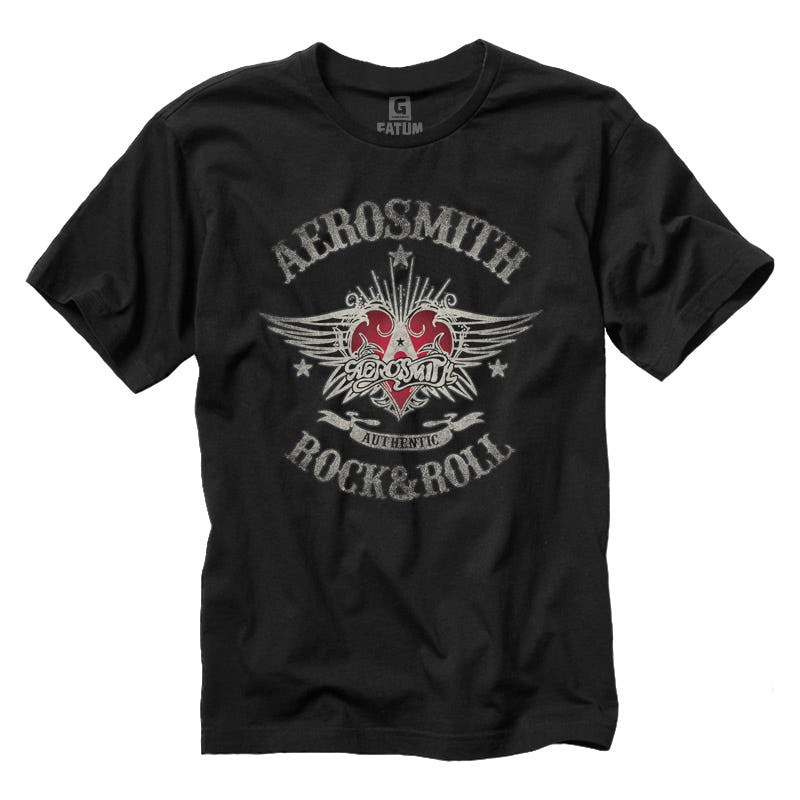 CAMISETA AEROSMITH