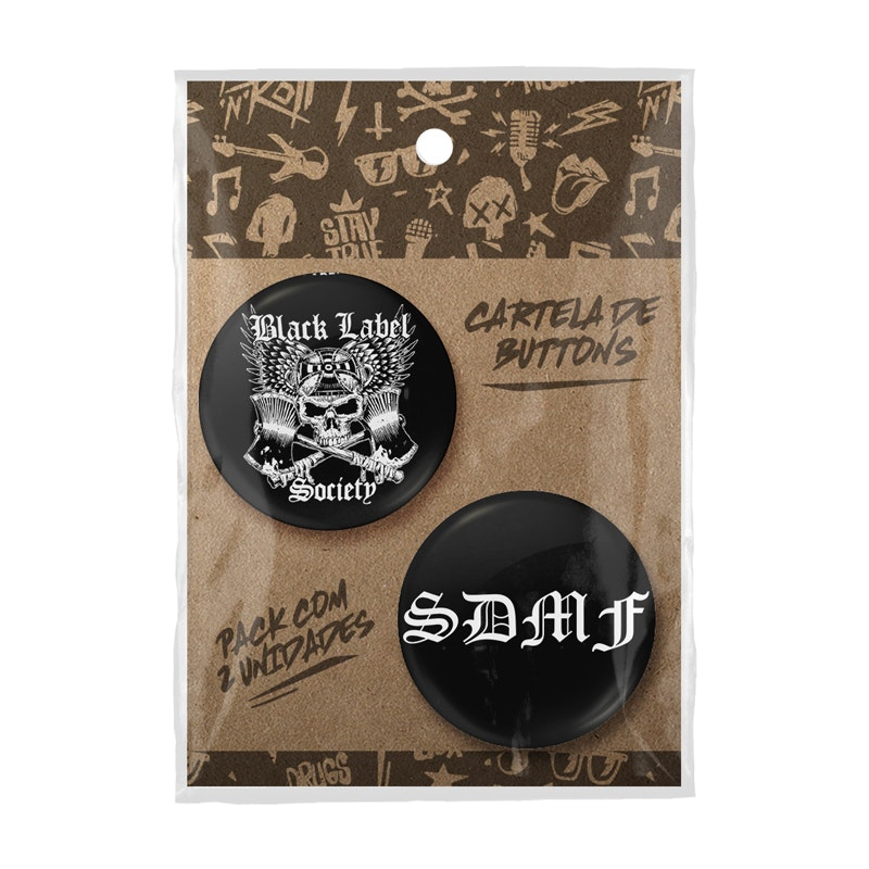 Black Label Society Pack 007