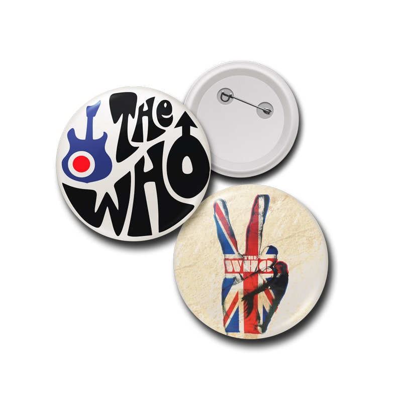 The Who Pack 046