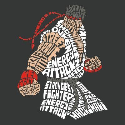 f4dbe18799b45 Camiseta Hadouken Fighter na Fatum Rock Store
