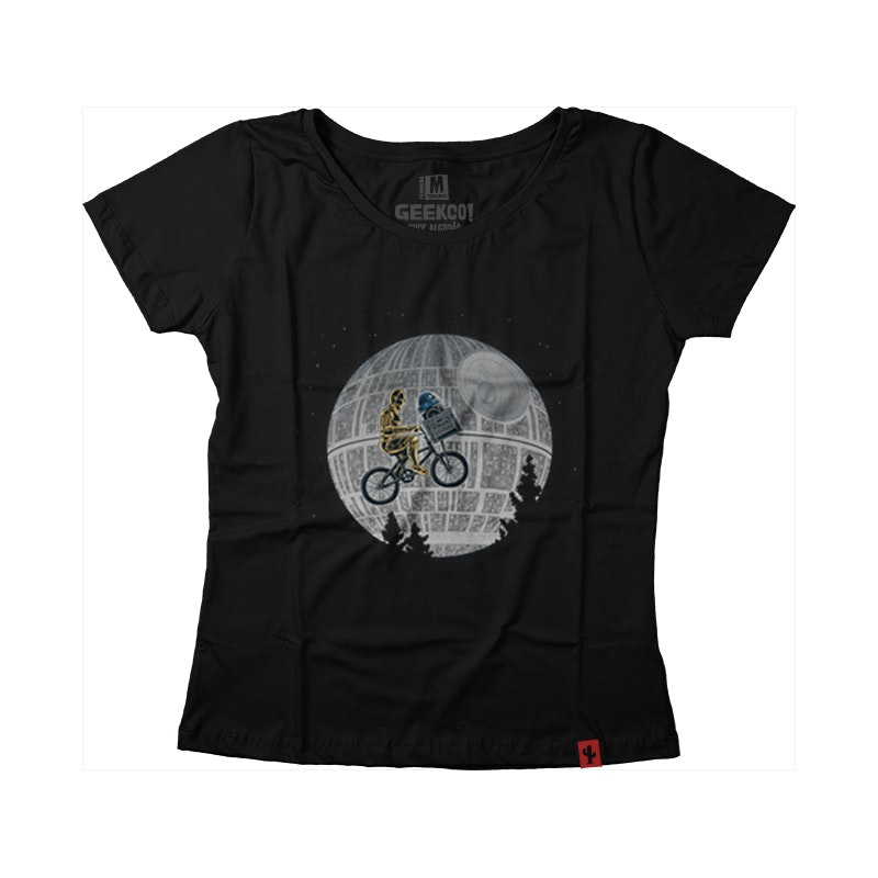 CAMISETA FEMININA STAR WARS